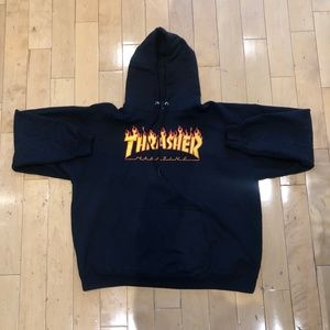 d0fb58a367d2 Thrasher Sweatshirt - Barely worn Like new - XL